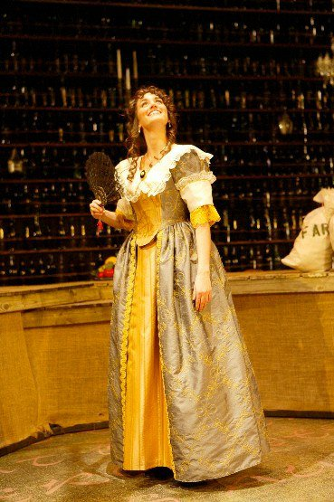 Roxane in Cyrano de Bergerac