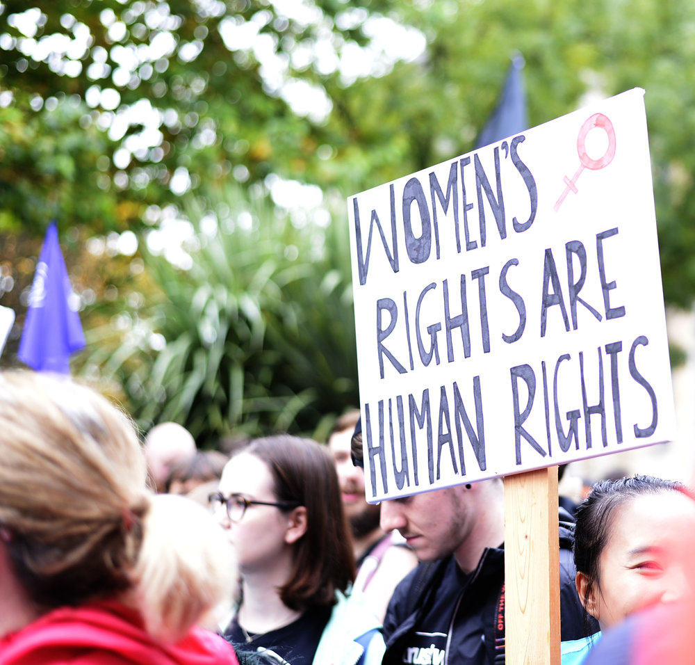 Rally for Choice, Belfast. October 14th 2017. credit Emma Campbell