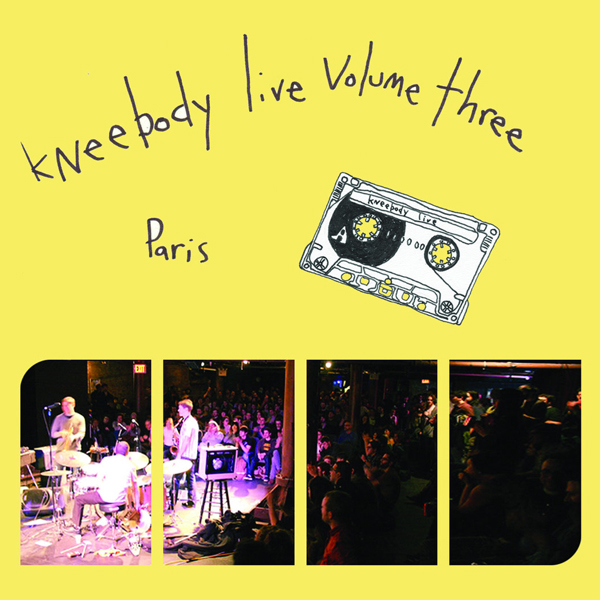 LIVE VOLUME THREE / PARIS - RELEASED 2011