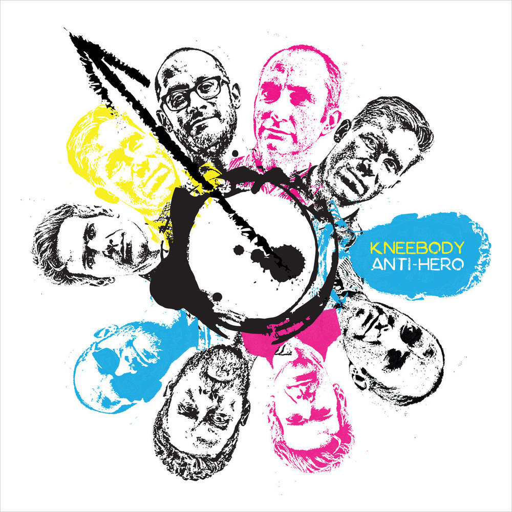 ANTI-HERO - RELEASED 2017