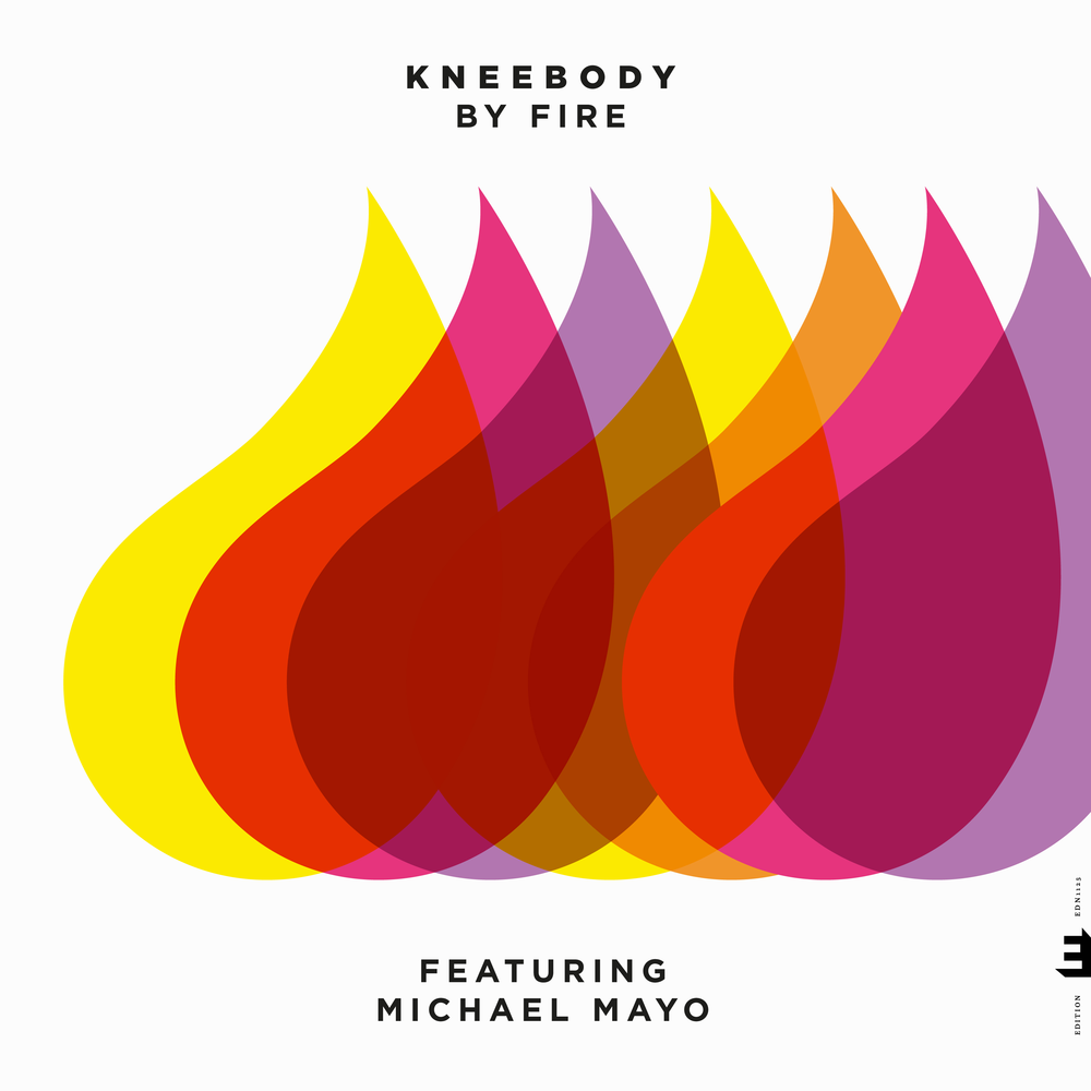 BY FIRE feat. MICHAEL MAYO - RELEASED 2019