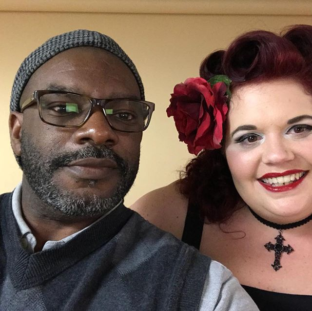Joined forces with Kimmi Lynn of Gem City Pinup to photograph all the great designers at last Sunday Clash Fall Fashion Show at Masque nite club. #clashdayton #rp3photoworks #fashionphotography #daytonbest #gemcitypinupphotography #tagteam#rp3onlocation #