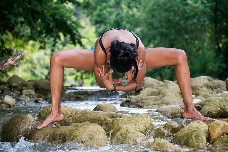 Lisa Jay Johnson - This Week's Yoga Teacher