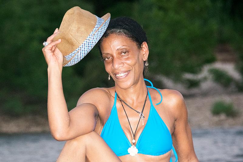 Lisa Jay Johnson Certified Iyengar Teacher & Featured Teacher For OM NO This Friday