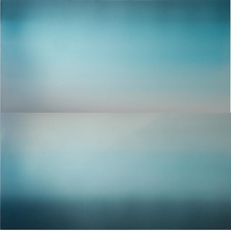 Hakanai Fleeting Sea Blue , 2013