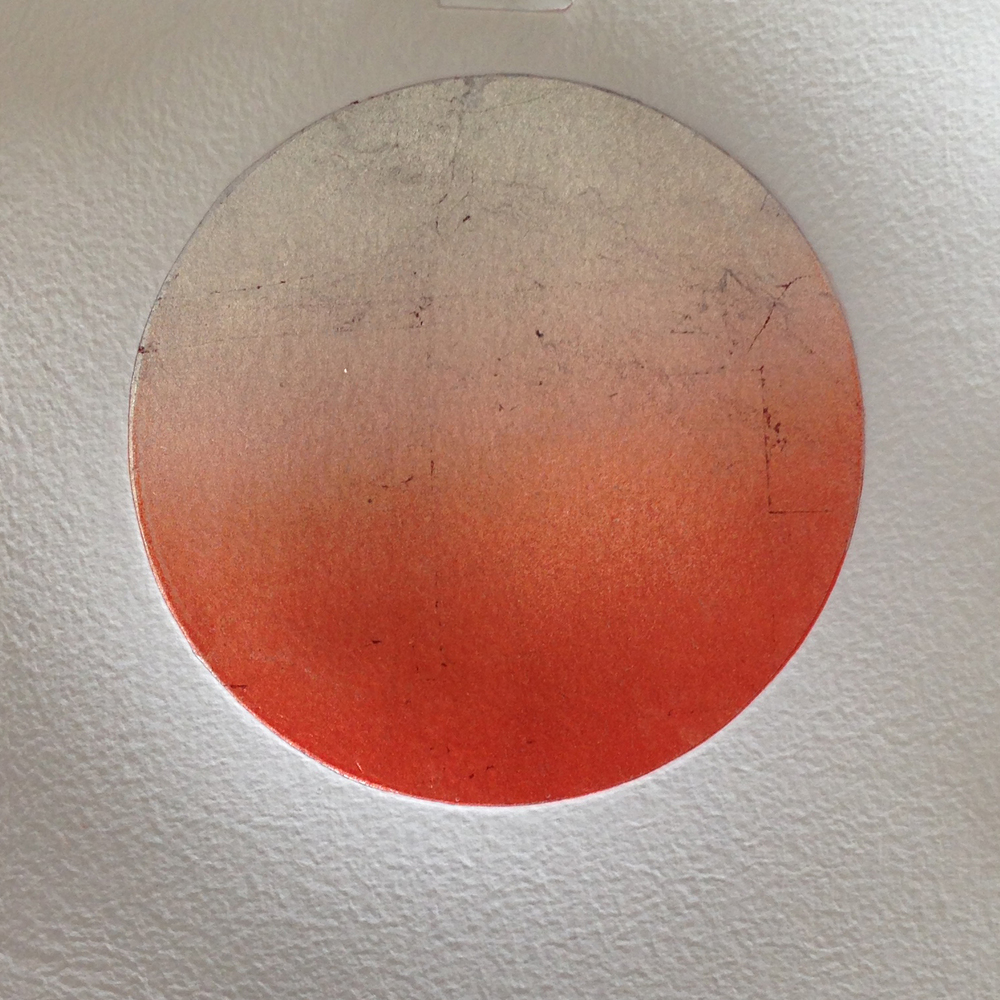 Vermillion Moon Monotype