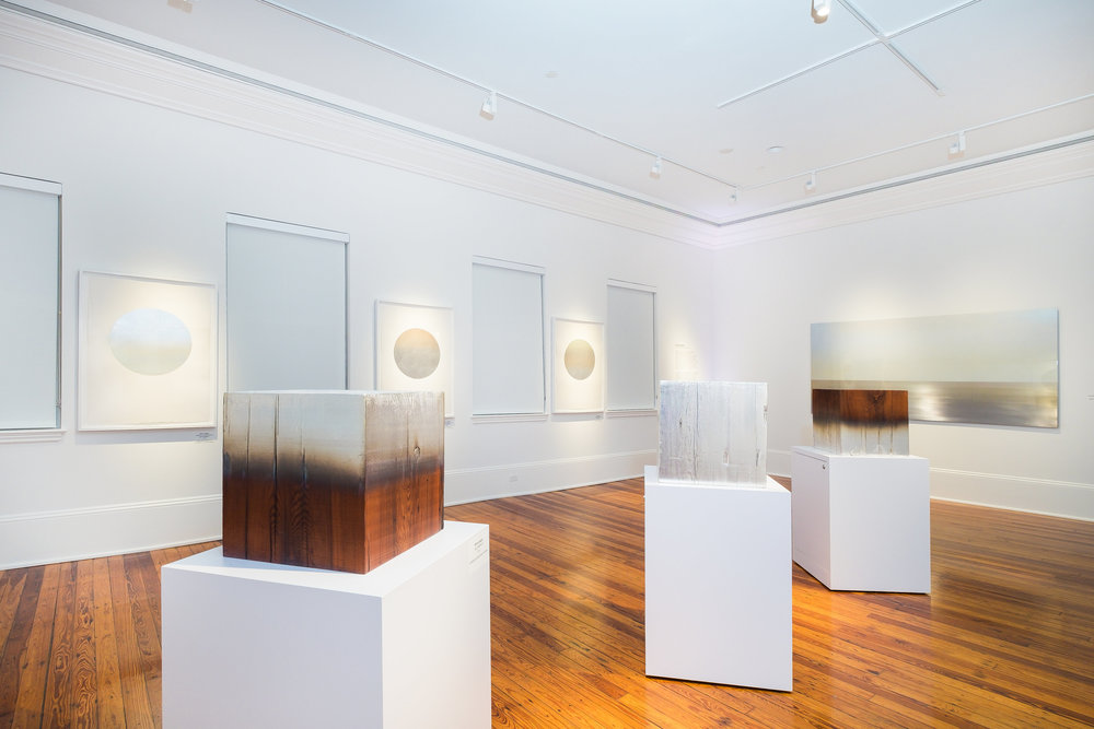 "CORNELL MUSEUM OF ART, ""LOOKING GLASS"" EXHIBITION,  2017"
