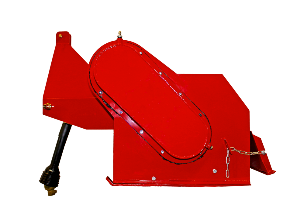 PuLVI-Master III Poultry Litter Pulverizer Left Side