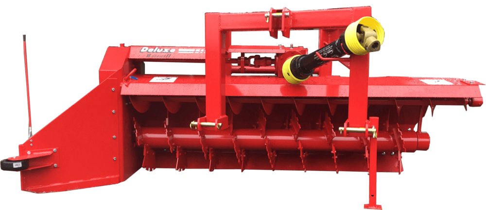 Deluxe B Series II - 3-Point Windrower