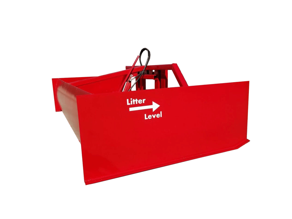 Hydraulic Box Blade 10' x 5' - LEARN MORE