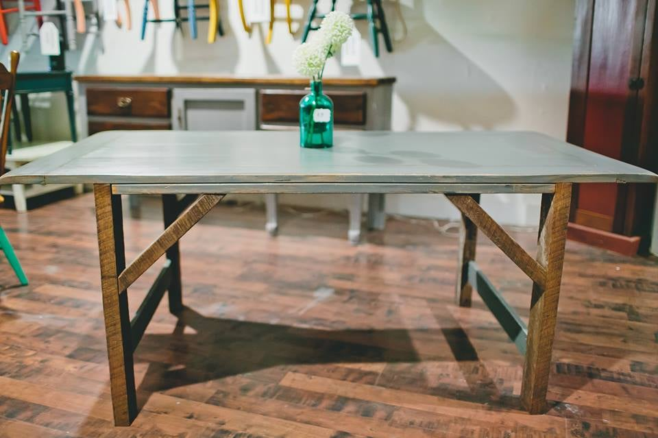 Classic Farm Table Reclaimed - $600