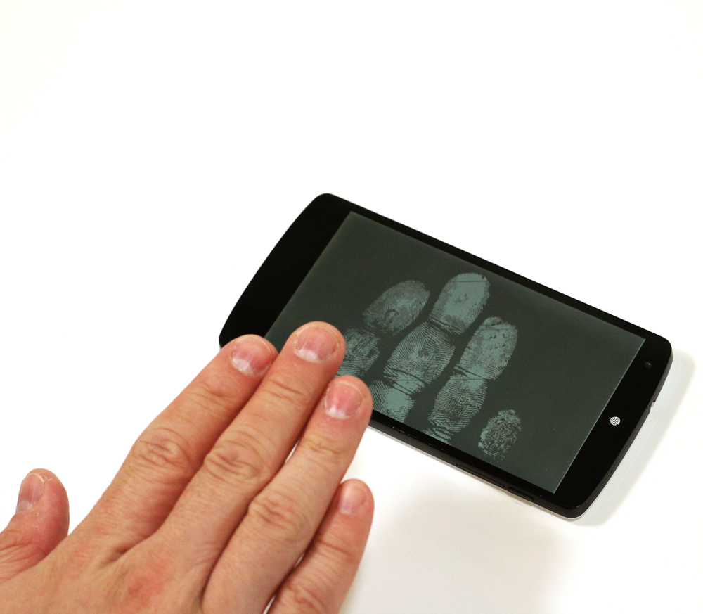 Future Interfaces Group Human Skin As A Touch Screen Interface 1