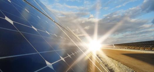 painel solar sol