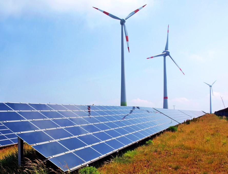 Investimentos: energia solar, eólica e biomassa vão atrair US$ 237 bilhões nos próximos 25 anos, prevê relatório.