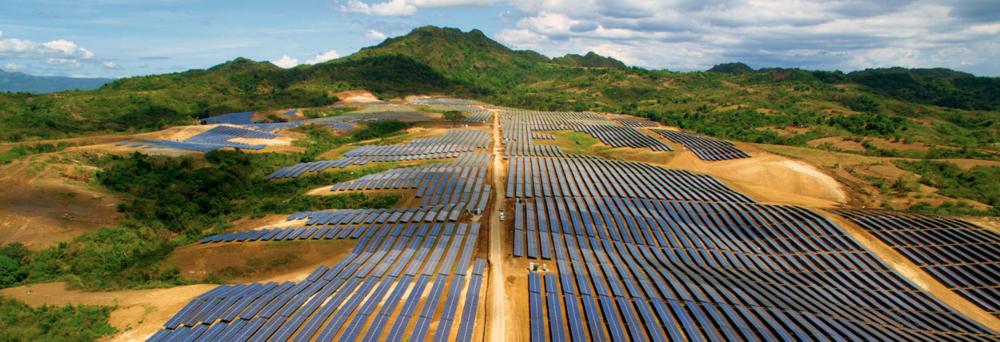 63.3-megawatt Calatagan Solar Farm