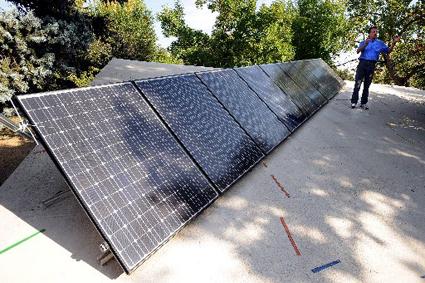 sombreamento energia solar fotovoltaica