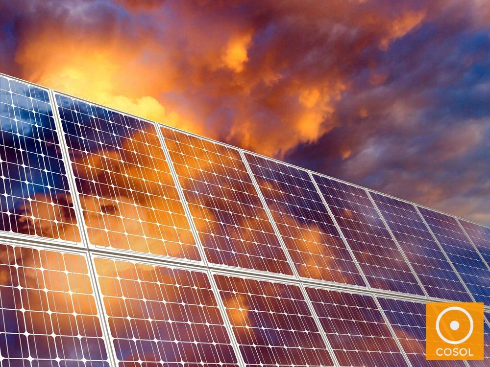 energia solar + geração compartilhada + cosol