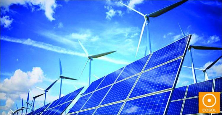 energias limpas + sustentável + energia solar