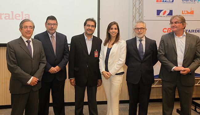 Evento reuniu secretário de estado, investidores e especialistas da área de energia.