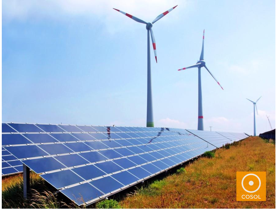 brasil + energias renovaveis + cosol