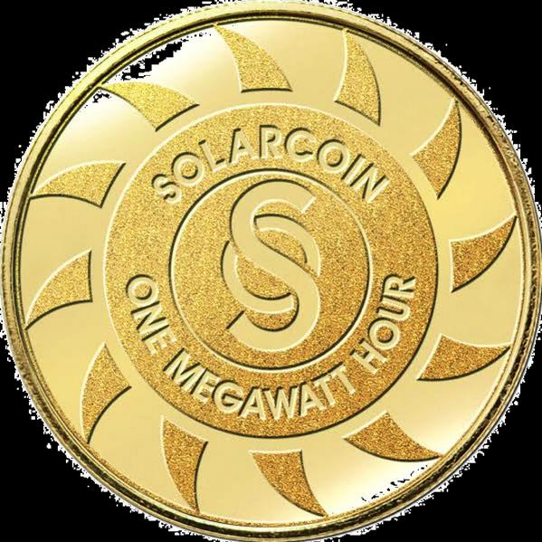 SolarCoin - Criptomoeda de energia solar