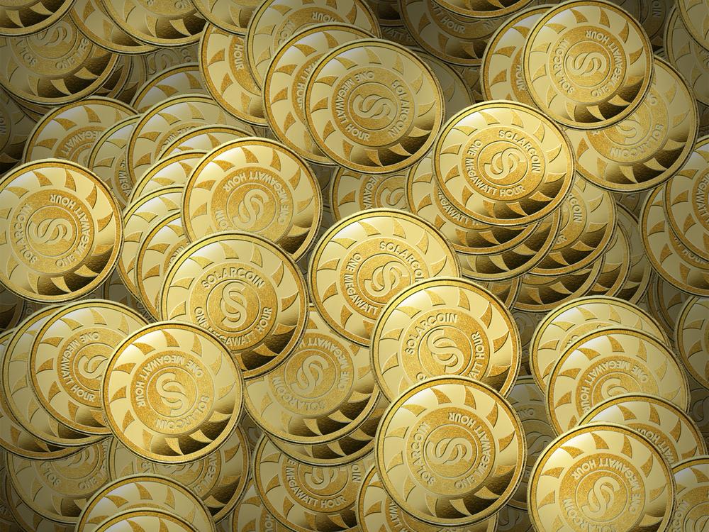 SolarCoin moeda digital energia solar cosol
