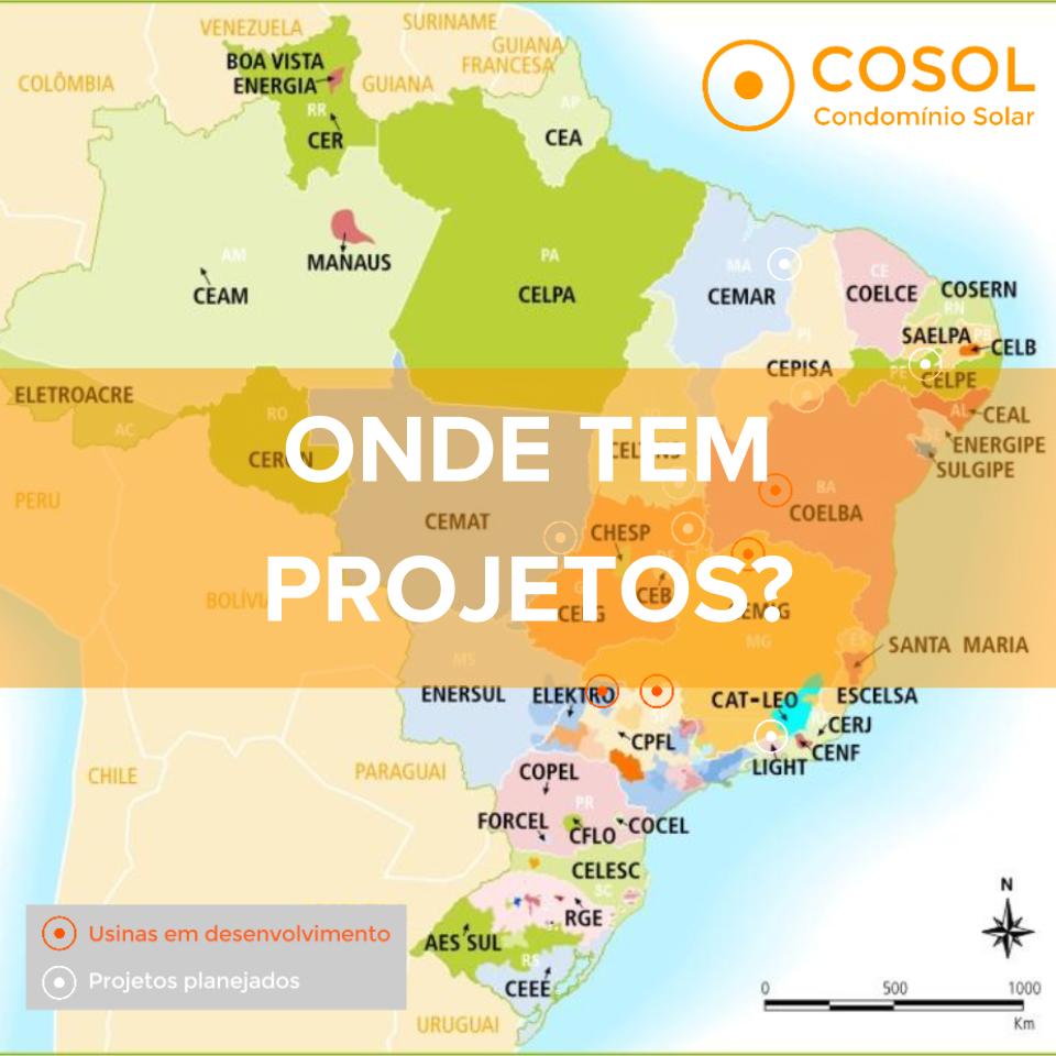 projetos mapa cosol