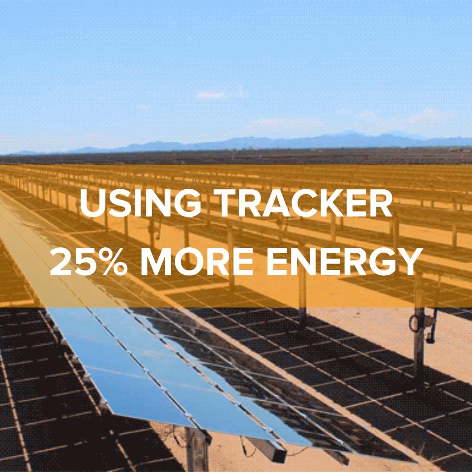 solar tracker cosol