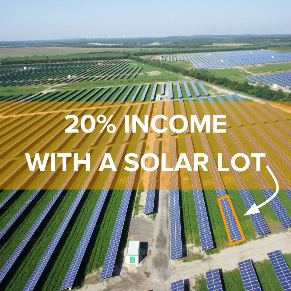 income solar lot cosol