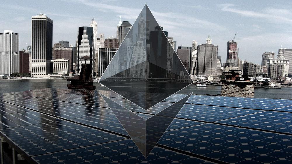 ethereum solar pv