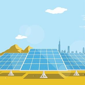 energia solar aluguel