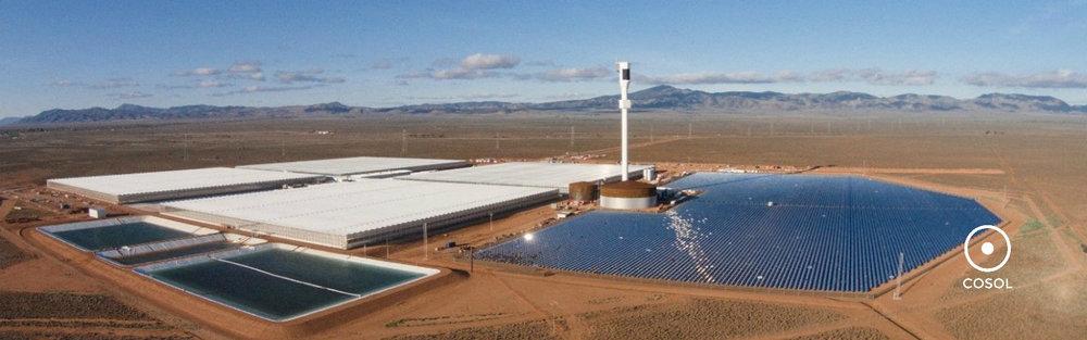 fazenda + energia solar