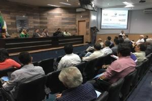 O evento foi uma iniciativa do Sebrae, em parceria com o Instituto Euvaldo Lodi (IEL), SergipeTec e Universidade Federal de Sergipe