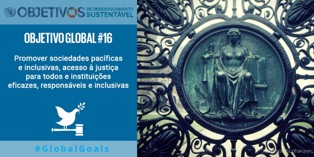 objetivo desenvolvimento sustentável 16