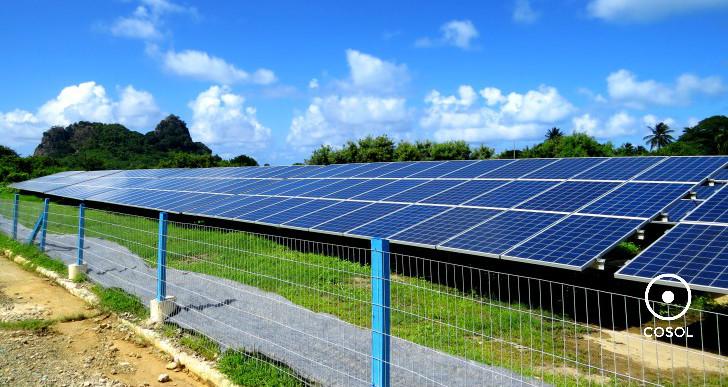 energia solar + mexico + eua + cosol