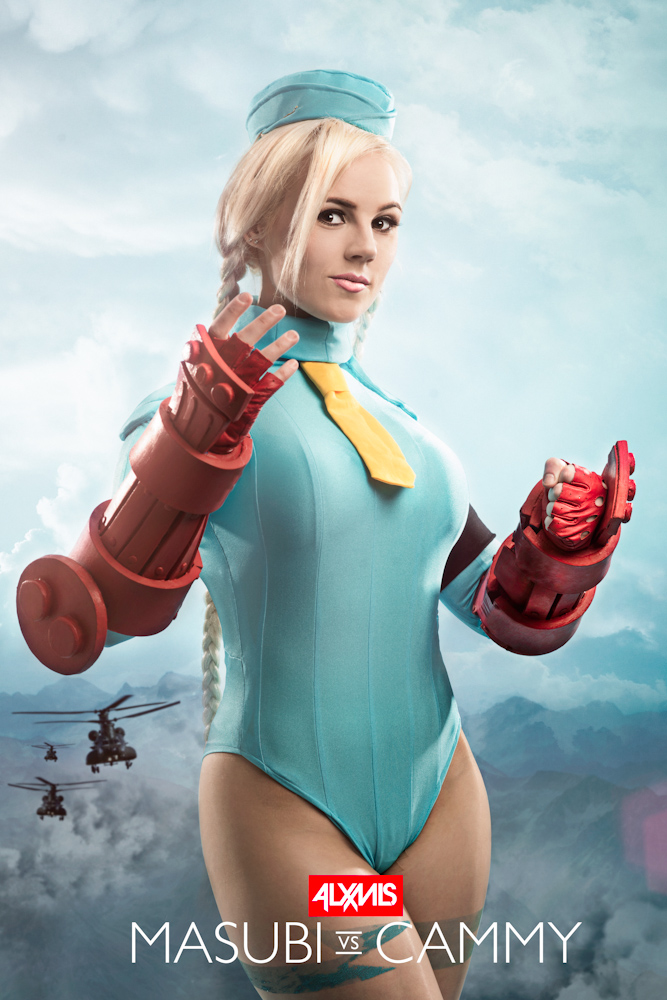Masubi vs Cammy Cosplay