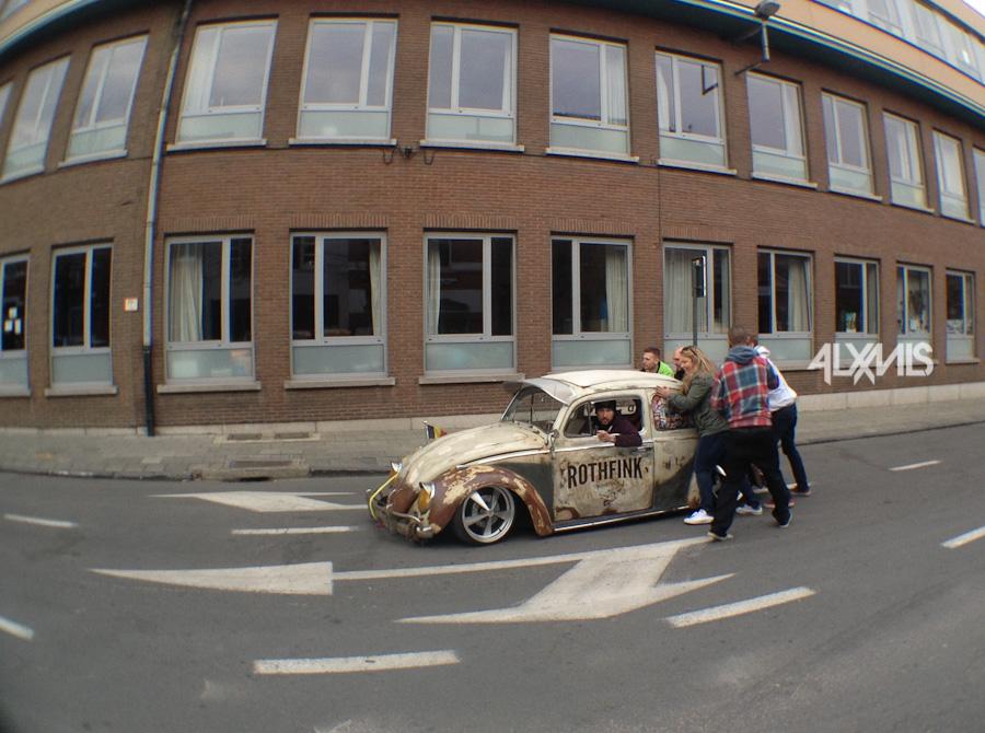 Rothfink at FreddyFiles / Ninove 2014