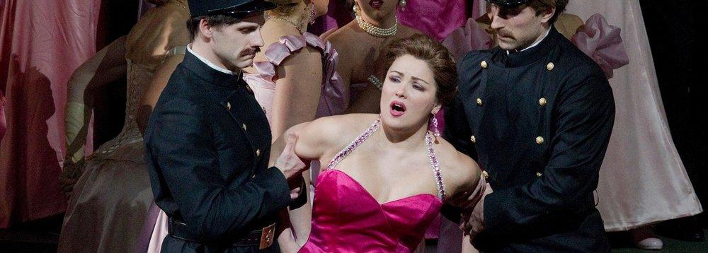 Anna Netrebko as  Manon (Metropolitan Opera)