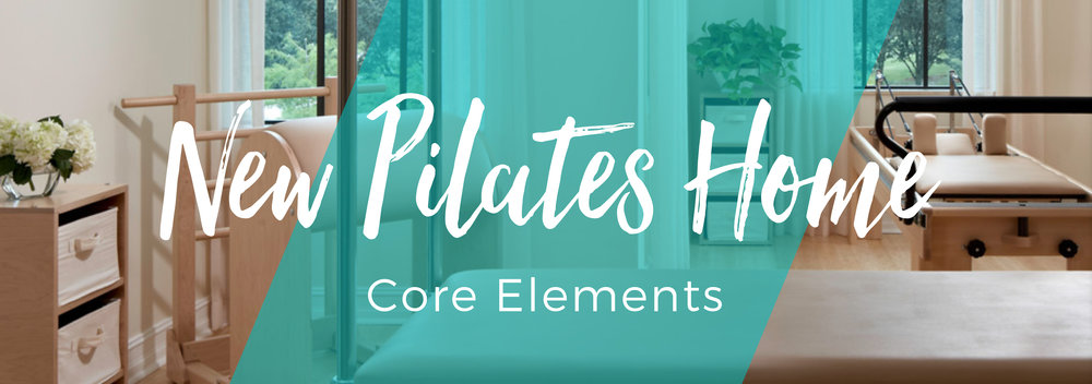 New Pilates Home Core Elements