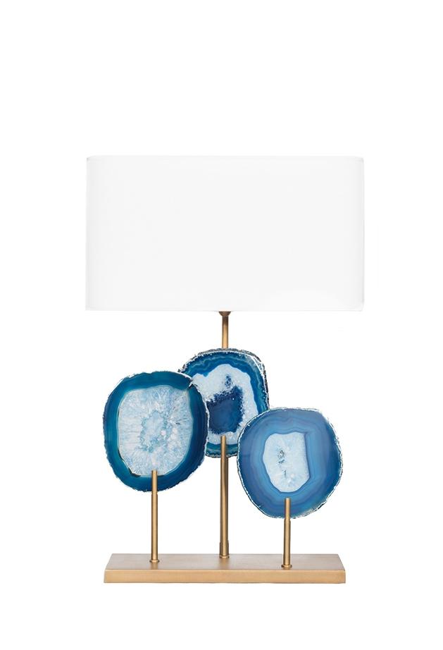 RIO LAMP 3-BLUE-101