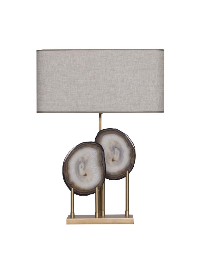 RIO LAMP 2-BEIGE-144