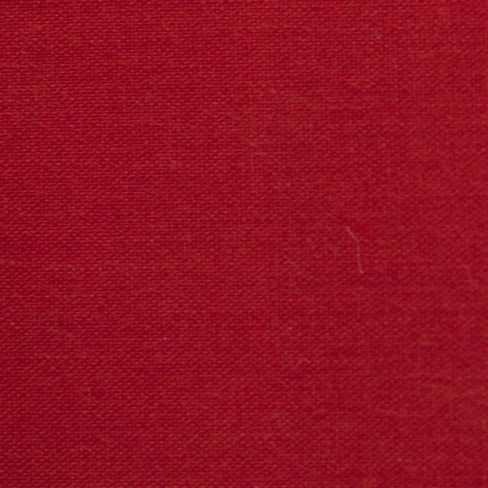Cotton - red - CT 373