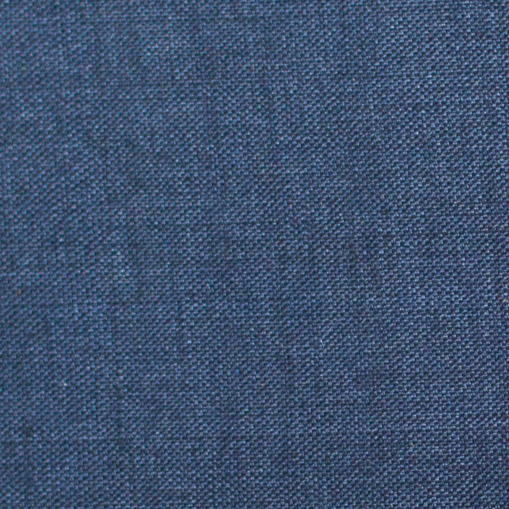Natural silk - deep blue - SN 158