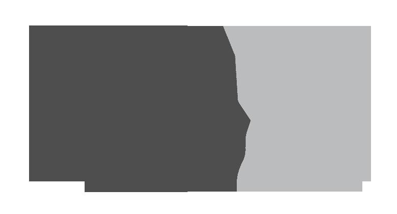 Sloped rounded rectangle shape.