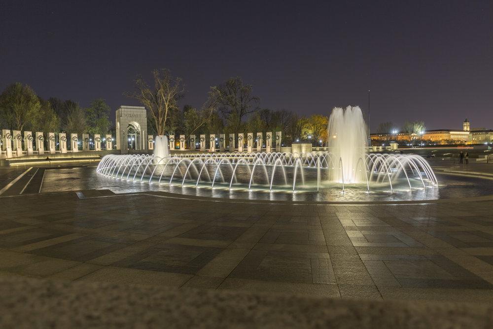 WW2 Memorial in DC