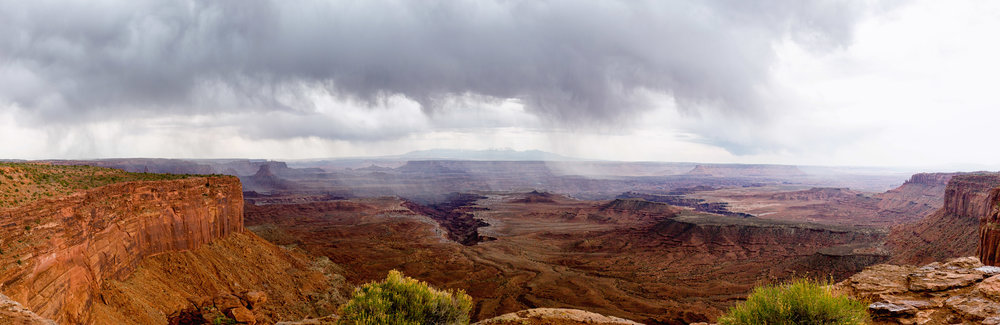 Canyonlands - Buck Canyon Overlook
