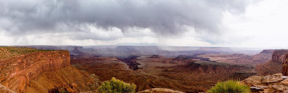 Canyonlands - Buck Canyon Overlook