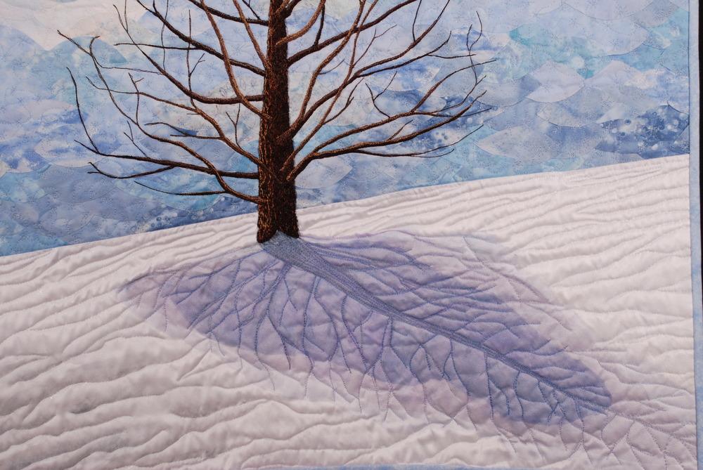 Detail, Dawn Redwood