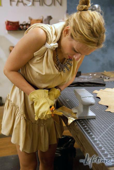 Christina Caruso Featured Designer in Lifetime's Project Accessory