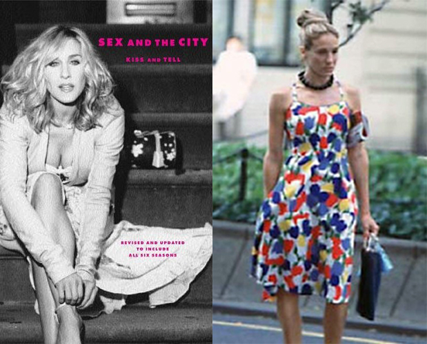 Christina Caruso Accessory Design Featured In Sex and the City: Kiss and Tell